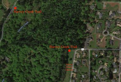 Harvey Creek Trail
