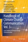 Handbook on climate change communication vol 3 cover